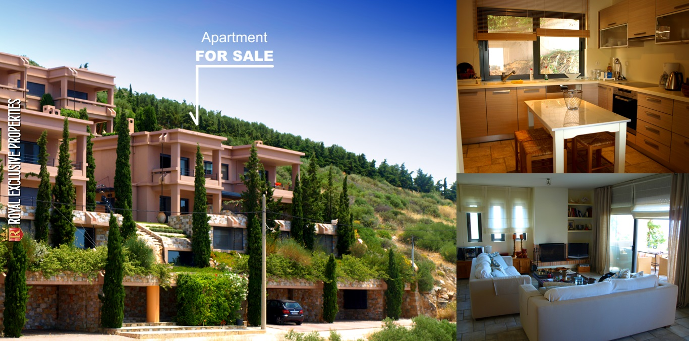 APARTMENTS for sale in GREECE
